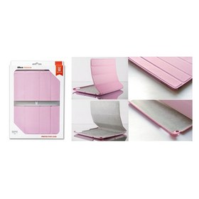 Red Line Чехол - книжка iBox Premium для iPad 2/iPad 3 - Slimme Cover Type (Pink LC) with sleep mode